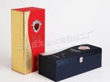直销【酒盒】高档精品酒盒厂家定做 单只装 批发走量 价格实惠