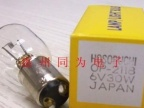 进口6V30W HOSOBUCHI OP2118 6V30W显微镜灯泡价格