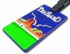 定制PVC软胶卡通新创意行李牌地址牌挂号牌信息牌箱包牌