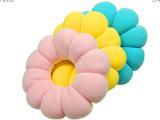 失恋33天同款抱枕多功能甜甜圈太阳花颈枕坐垫椅 午睡枕抱枕 抱