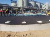 天津全方位剖析罐底防腐沥青砂施工方法性能指标