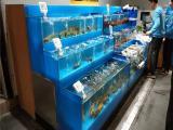 常德定做超市海鲜池厂家价格合理的高密度水产活鱼池