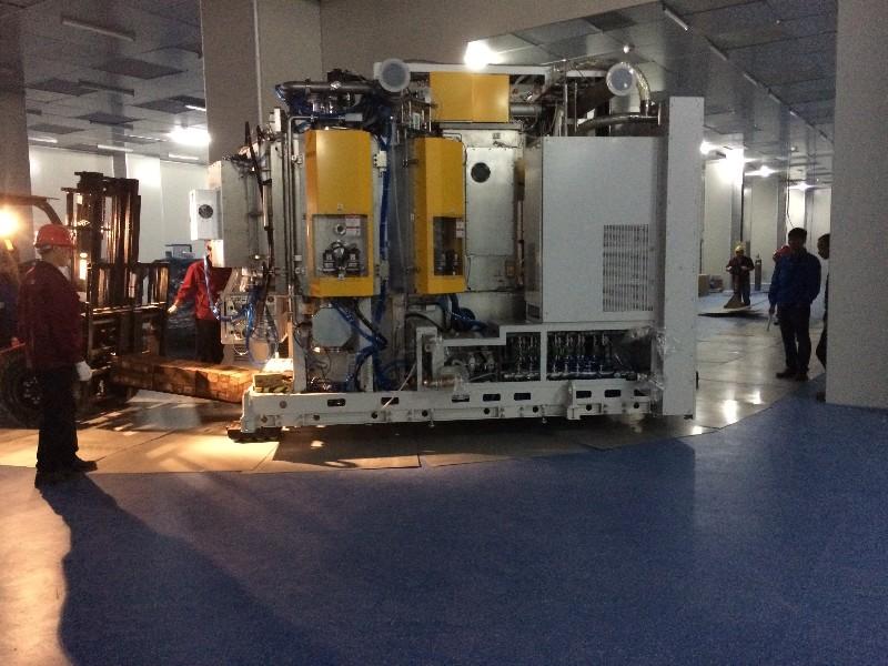专业吊装服务公司长沙市(众嘉诚)机床设备主机搬运吊装移位电话