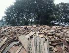 回收工地废旧木料模板