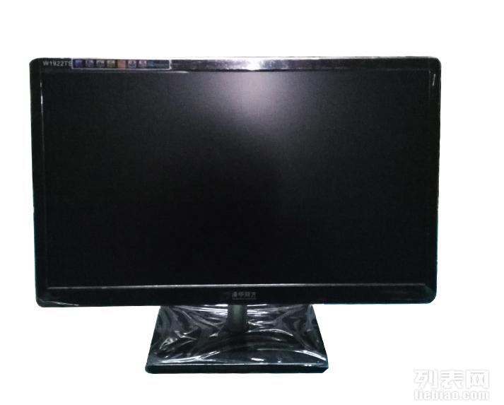 正品行货清华同方22寸超薄16:9液晶LED显示器仅499元