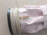 河北亿利达环保除尘布袋厂家供应褶皱布袋