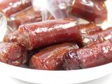 微商爆款 XO酱烤蜜汁曲酒腊肠 烤香肠 烤肠5斤/袋 可罐装肉类