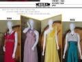 女全身模特女装店展示白色烤漆婚纱衣架模特