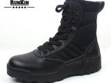 厂家批发SWAT黑色美军511军靴特种兵战术沙漠靴作战靴军迷陆战