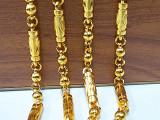 JL048 仿黄金饰品批发仿金欧币黄金夸