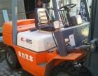 柴油三吨二手叉车价格便宜3吨4吨叉车出售