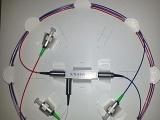 芯毅光供应1064nm偏振无关单模光纤环形器