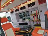 雞西病人出院救護車出租,救護車出租按公里收費