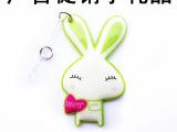供应手机挂件 PVC卡通时尚韩版手机链 厂家生产 宣传促销广告礼