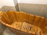 无锡个人二手泡澡木桶出售