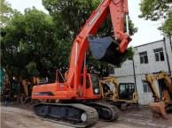 个人转让斗山DH500-7挖掘机可按揭手续齐全