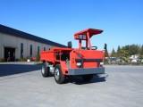 礦用出渣車UQ-8型四驅濕式制動礦車動力強運輸效率高