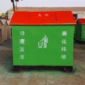 河北绿美环卫垃圾桶 户外垃圾桶 无机玻璃钢垃圾桶