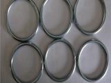 镀锌焊接圆环 铁圆圈 金属圆环厂家定做各种规格