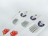 真情牌高级不锈钢管毛衣针 长针-40cm