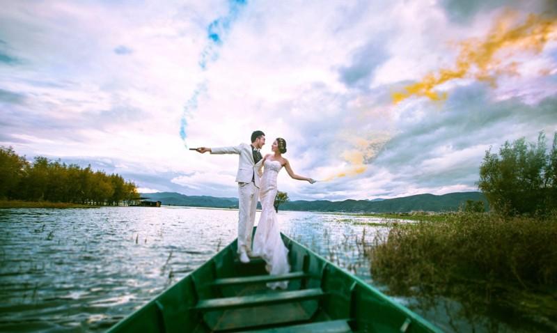 沈阳婚纱摄影证明你的选择没错
