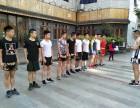 龙腾武悦职业队挑战西昌搏击散打培训学校队员备战C3职业连赛