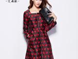 秋季新品时尚提花修身型长袖立领女式外套 高端品牌性感女装批发