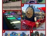 彤馨文化活动展览模具游乐设备网红灯光恐龙