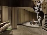 重庆美容院设计品牌案例 重庆美容SPA装修机构