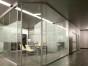 供应天津市写字楼玻璃隔断 河东区办公室安装玻璃隔断