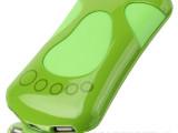 新款创意充电宝移动电源 迷你小脚丫移动电源充电宝6800毫安供应