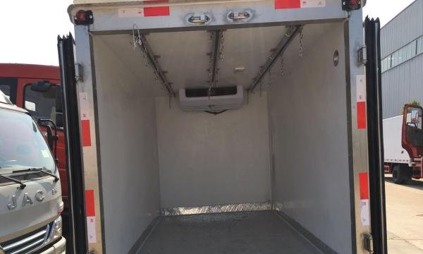 铜陵冷藏车价格