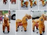 诸葛马 儿童广场玩具 让你眼前一亮 快来抢购 电动机械马均有