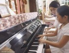宝山区小黑喵钢琴电子琴小提琴大提琴家教教学