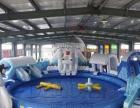 长期供应大型支架游泳池 充气水滑梯 厂家直销 价格最低
