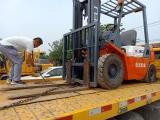 浙江温州二手杭州5吨物流专业叉车现货出售