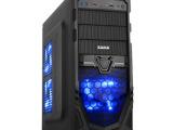 台式主机四核AMD 760K/4G/R7 240独显 diy装机