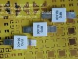 德平供应RFG400W双引线射频电阻