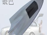 黑白红银 太阳能爆闪灯 汽车防追尾警示灯/吸顶车顶灯/改装装饰灯