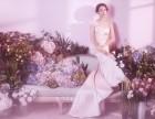 时尚与复古交织的太原婚纱照