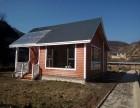 木屋别墅 木质房屋 景区木屋 度假木屋 木房子