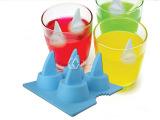厂家现模加工创意硅胶冰格  柔软材质-热销美观-环保无毒
