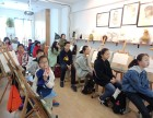 嘉定美术培训嘉定素描培训按孩子兴趣去选择
