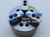 台湾亿川原装进口5寸三爪中空液压卡盘N-205A4