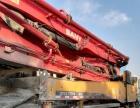 转让 混凝土泵车三一重工12年43米泵车低价出售