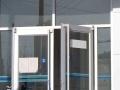 专业玻璃隔断,无框玻璃门、肯德基门按装