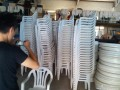 东营回收沙滩桌椅 培训桌椅 贵宾椅收购
