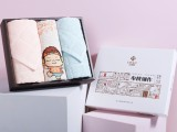 哒洁丽雅毛巾礼盒单位福利产品毛巾浴巾方巾礼盒一盒起订