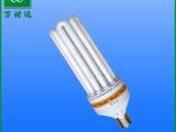 厂家供应 大功率超亮6u节能灯 大功率白光U型节能灯150W