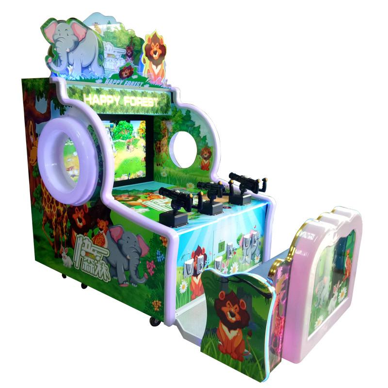 游戏机电玩设备儿童娱乐机快乐森林